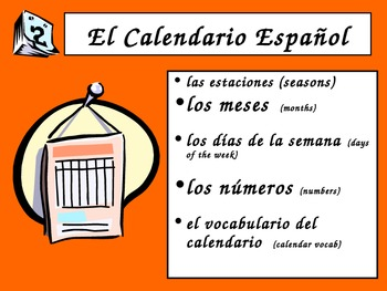 El Calendario - PowerPoint