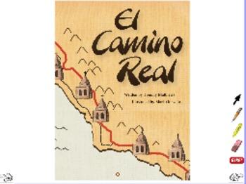El Camino Real - ActivInspire Flipchart