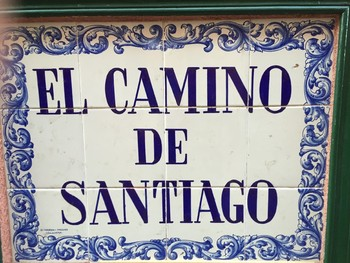 Camino de Santiago - Sept 2016 walk