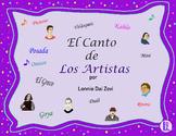 El Canto de los Artistas por Lonnie Dai Zovi
