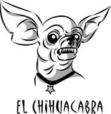 El Chihuacabra, tiny but mighty clip art vector art