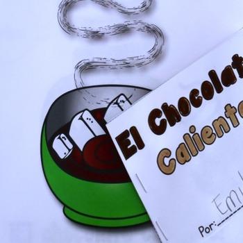 El Chocolate Caliente {Mini-Book & Mp3)