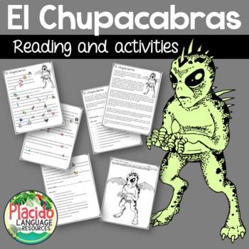 El Chupacabras Reading