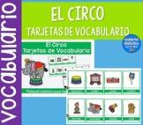 El Circo, vocabulario | Spanish Resources