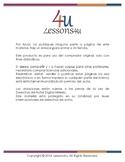 Spanish: El Clima - Pack 1 - Sopa de letras