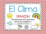 El Clima -   Spanish Primary Weather Unit