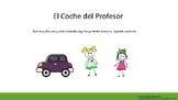 El Coche del Profesor - Diego, Marta, and Dora part 2 - pr