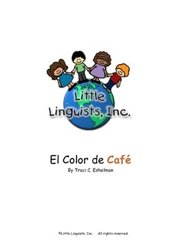 El Color de Cafe/The Color Brown