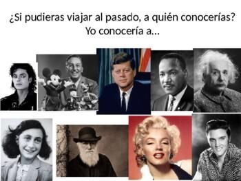 El Condicional Spanish Conditional