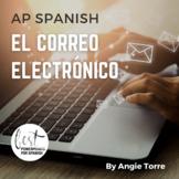 El Correo Electrónico PowerPoint and Handouts for AP Spani