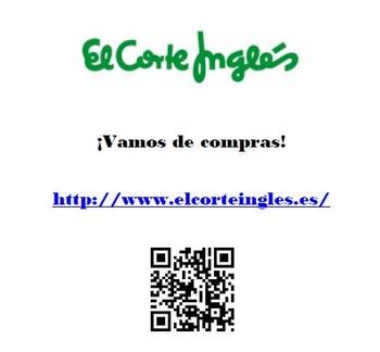 El Corte Ingles - Spanish Shopping, Clothing & Cultural Webquest