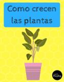 El Crecimiento de las Plantas