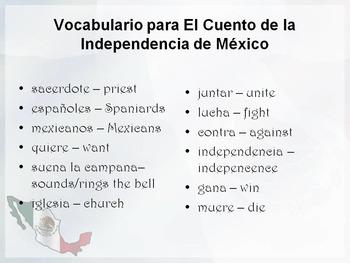 El Cuento de la Independencia TPR