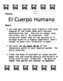 El Cuerpo Humano - Spanish Body Project