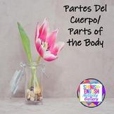 El Cuerpo/Body Parts--English/Spanish