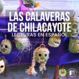 El Día de Muertos: Las calaveras de chilacayote (Printable + Digital)