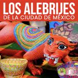 El Día de Muertos: Los alebrijes de la Ciudad de México (Printable + Digital)