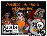 El Día de los Muertos - Análisis de texto informativo -