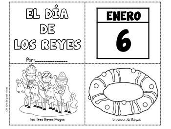 El Día de Reyes {Mini-Book}