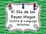 El Día de los Reyes Magos:  Cultural Activities for Three