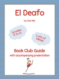 El Deafo Book Club Guide with Accompanying Presentation