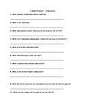 El Deafo Chapter Questions (whole book)