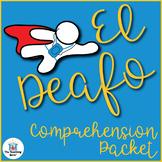 El Deafo Comprehension Packet