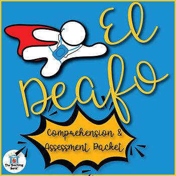 El Deafo Comprehension and Assessment Bundle
