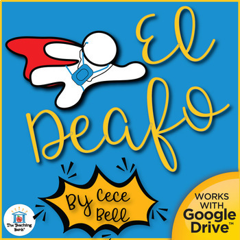 El Deafo Novel Study Book Unit