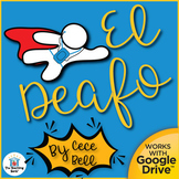El Deafo Novel Study Book Unit Distance Learning