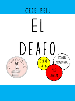 El Deafo by Cece Bell Book Club Discussion Guide