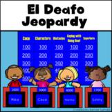El Deafo by Cece Bell Jeopardy