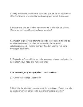 El Delantal Blanco (análisis literario)