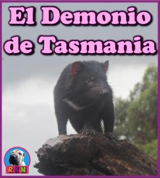 El Demonio de Tasmania - Presentación en PowerPoint y Actividades