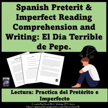 El Día Terrible, Horrible, de Pepe (Spanish)
