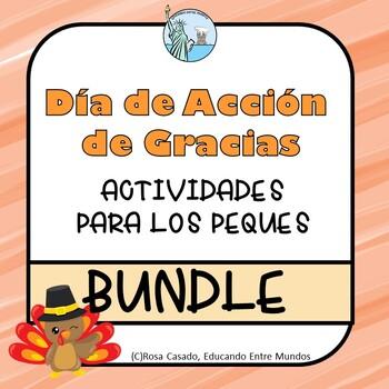 El Dia de Accion de Gracias BUNDLE
