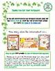 El Dia de Accion de Gracias - Spanish Thanksgiving Vocabulary Cards