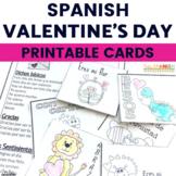 Spanish Valentine's Day Feliz Día de Amor y Amistad Printa