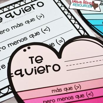 El Dia de la Madre Craftivity | Spanish Mother's Day Craftivity