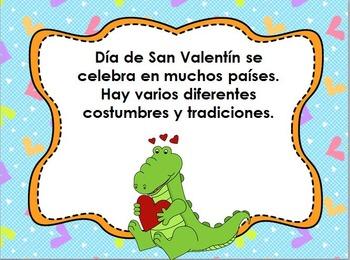 Día de San Valentín PowerPoint
