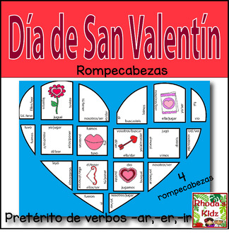 El Día de San Valentín/Pretérito