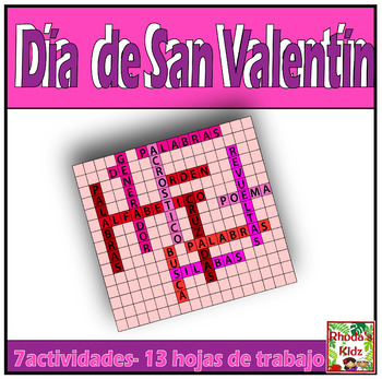 El Día de San Valentín y/o  El Día de los Enamorados Actividades
