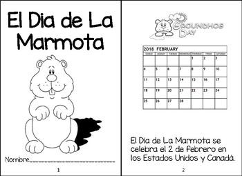 El Día de la Marmota /Groundhog Day