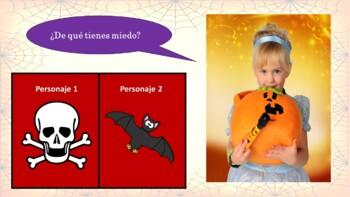 El Día de las Brujas/Halloween Powerpoint (1st to 5th)