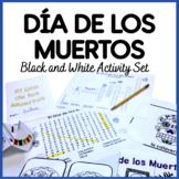 El Día de los Muertos / Day of the Dead Activity Set