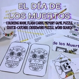 El Día de los Muertos / Day of the Dead Activity Set