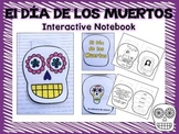 El Día de los Muertos - Day of the Dead {Interactive Notebook}