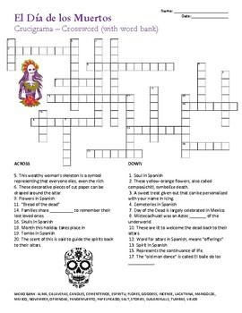 El Dia de los Muertos / Day of the Dead Puzzles Pack