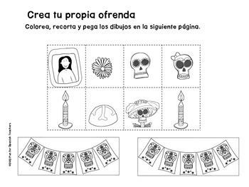El Día de los Muertos / Day of the Dead {Mini-Book}
