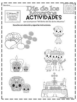 El Día de los Muertos  -Reader en Español-